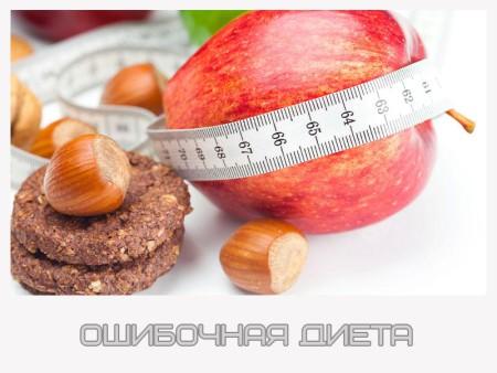 Oshibochnaja dieta