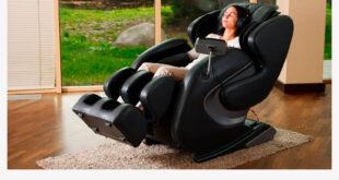Выбираем лучшее массажное кресло